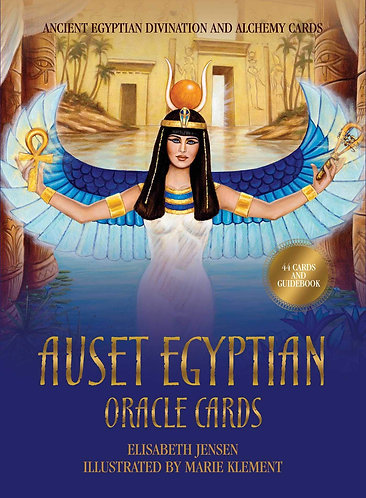 Auset Egyptian oracle