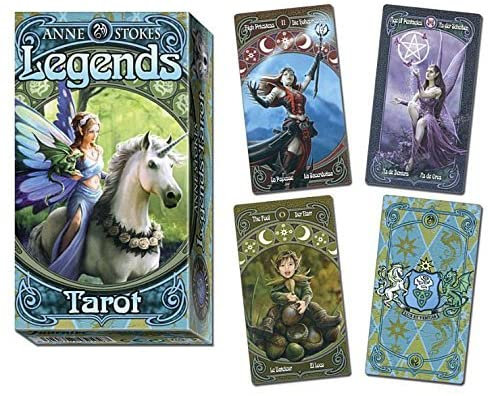 Anne stokes Legend Tarot