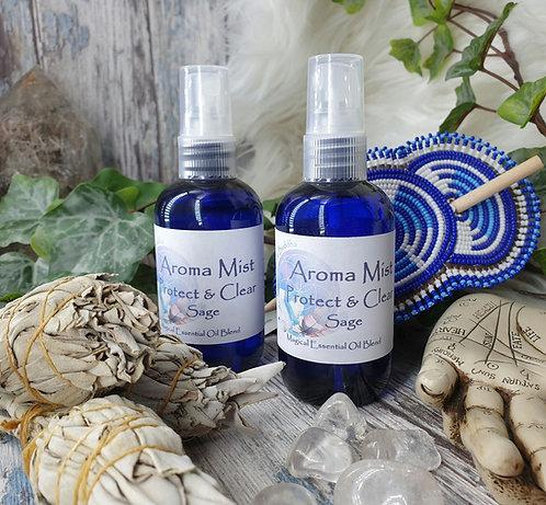 Sage Aura / Room Aroma mist