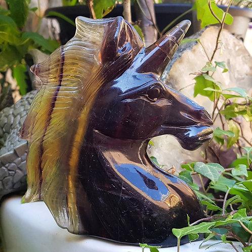 Fluorite Unicorn