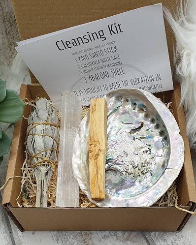 Large Sage Cleansing kit