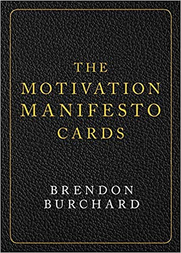 The motivation manifesto cards oracle