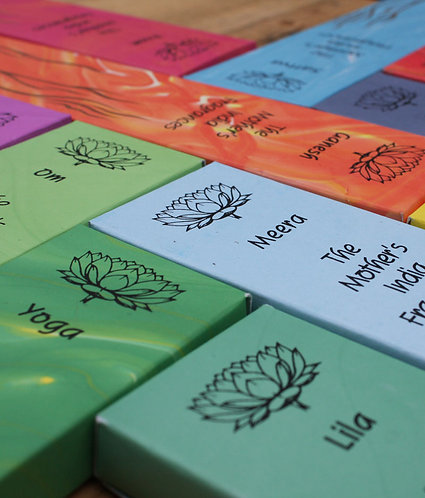 The mothers india incense