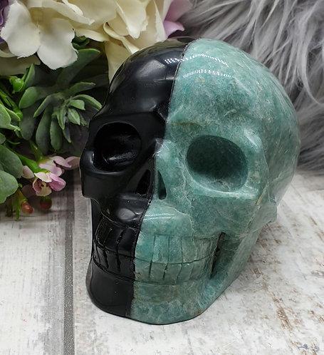 Combination skull