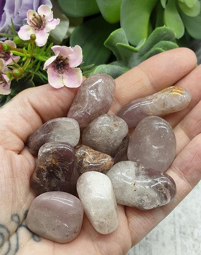 Lithium quartz Tumble