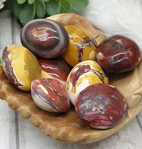 Mookaite palmstone