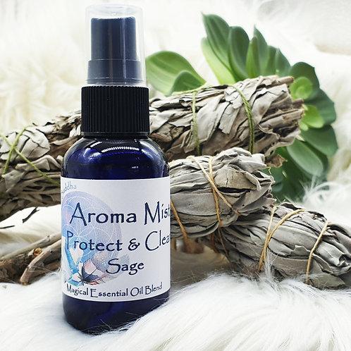Sage room / Aura  spray
