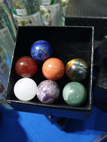 Sphere Chakra set