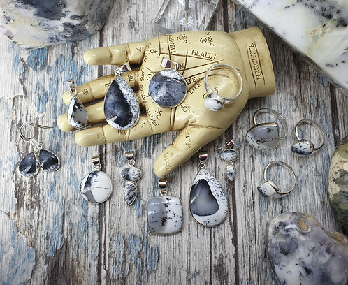Merlinite Jewellery