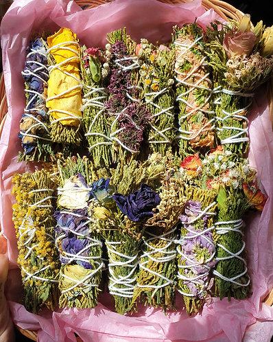Cedar Floral Bundle