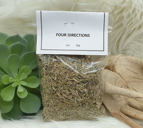 Four directions herbs