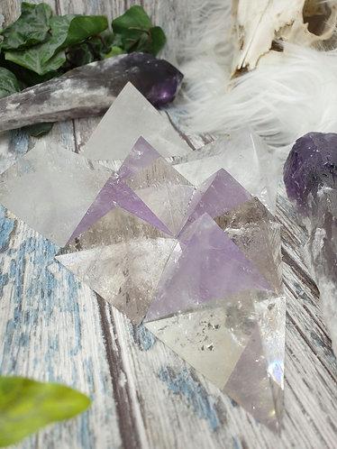 3 sided pyramid