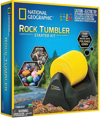 Rock tumbler starter kit