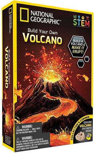 Volcano kit National Geographic