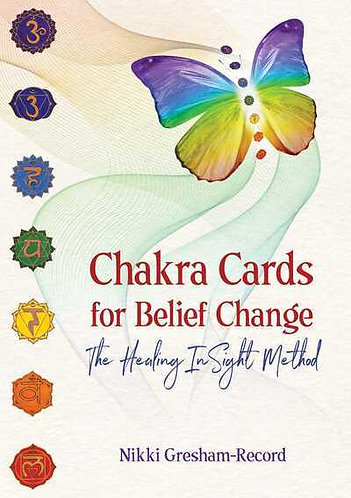Chakra cards oracle