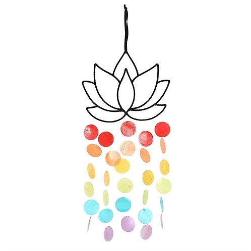 Lotus hanging