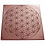 Thumbnail: Flower of life Copper grid
