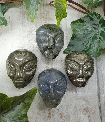Alien carving