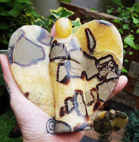Septarian Angel Large