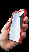 Promist.cz ruka s iPhonem