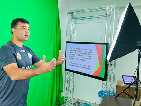 Santa Catarina realiza curso online pioneiro para formação de árbitros de futebol