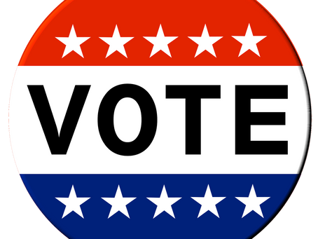 Election Day 2020 – An Extremely Important Election!