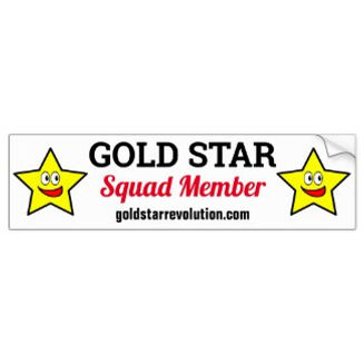 gold_star_revolution_squad_member_bumper