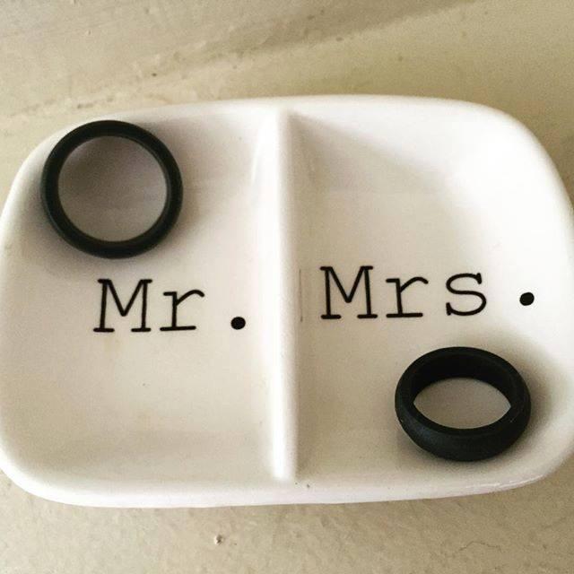 Travel Wedding Rings