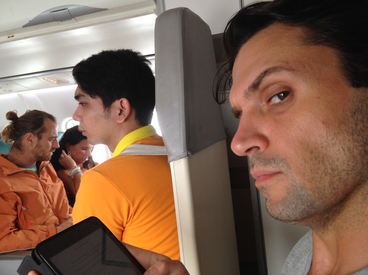 Cebu Airlines Experience