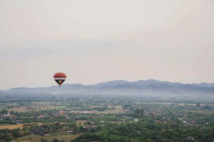 Hot Air Balloon, Chiang Mai