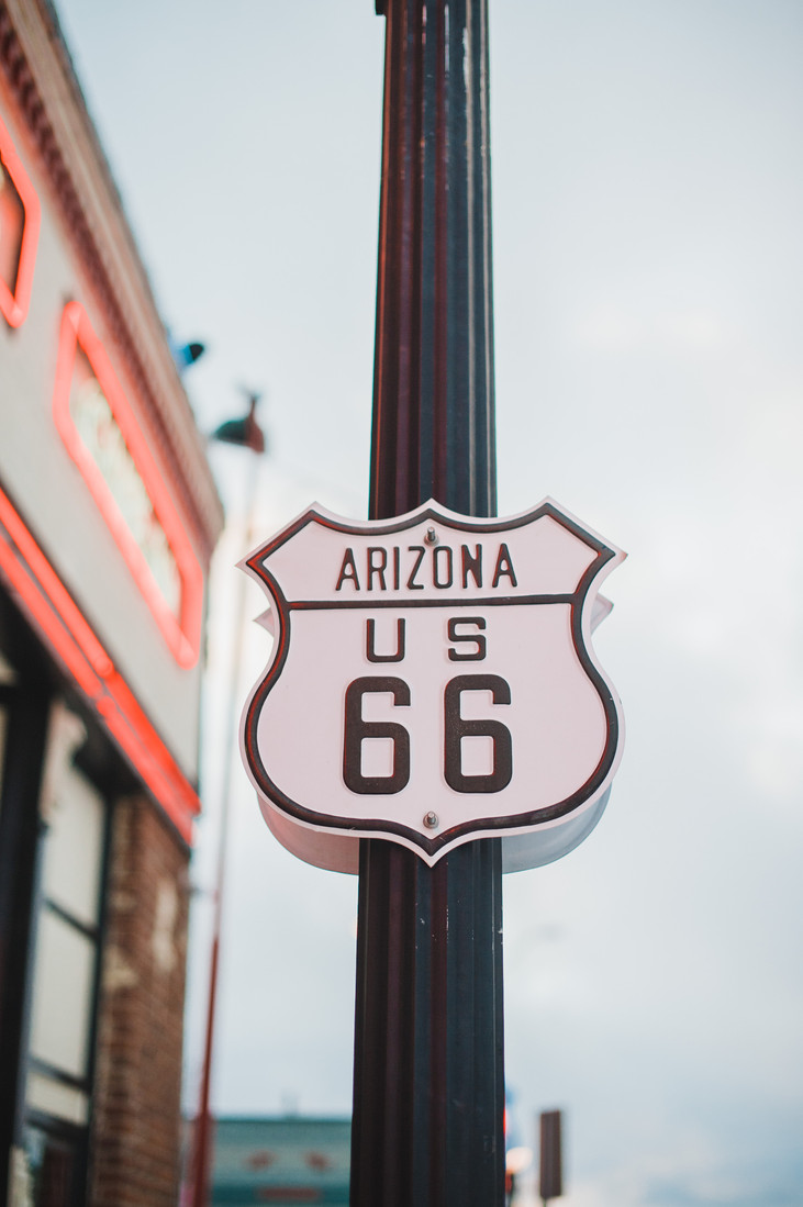 The Journey Begins on Route 66