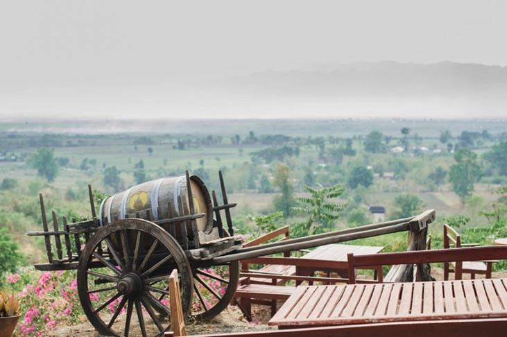 Red Mountain Estate Vineyards & Winery, Myanmar