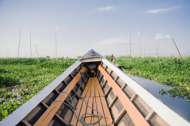 Boat Making, Inle Lake