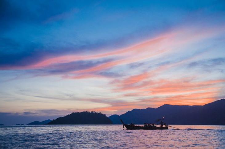 Swimming with Biolumincent Plankton, Koh Lipe