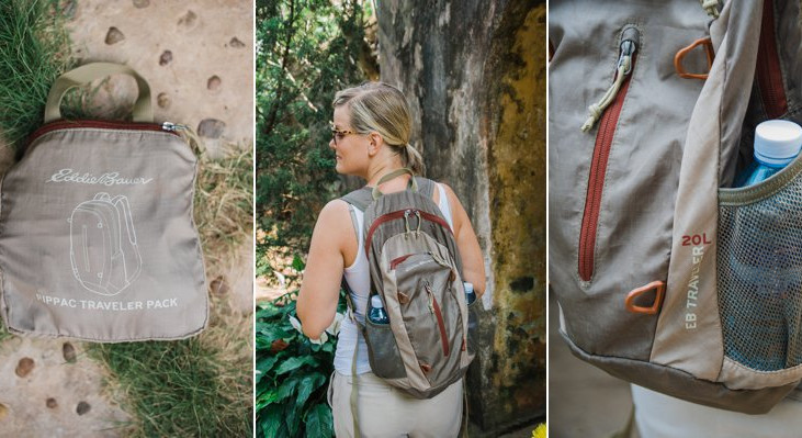 Love It or Leave It: Eddie Bauer Day Pack