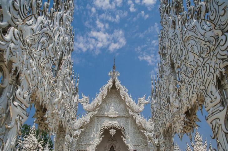 The White Temple, Chiang Rai
