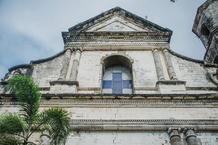 Dauin's Colonial Church of San Nicolas