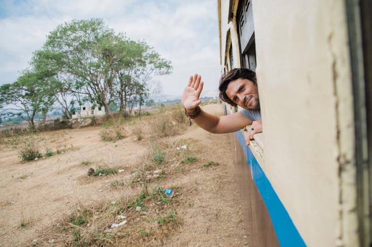 Inle to Yangon by Rail