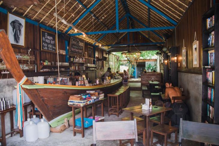 Elephant Cafe, Koh Lipe