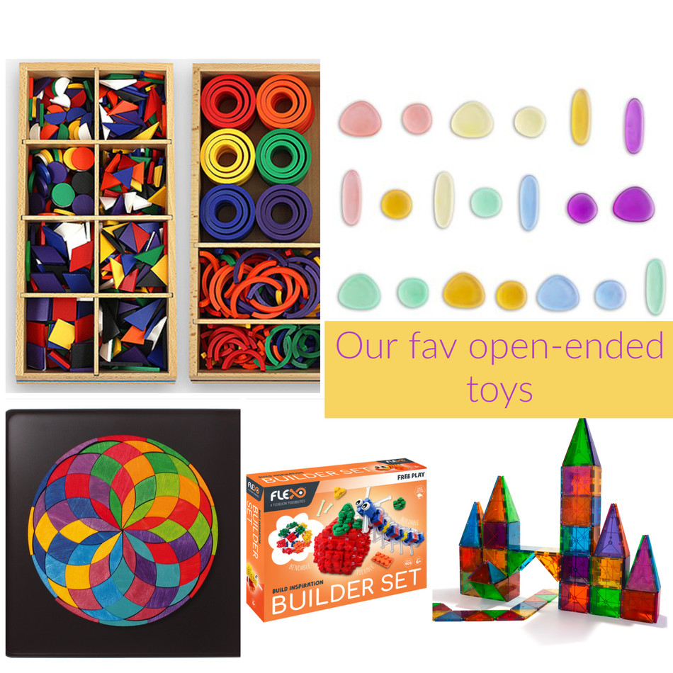 The Top 5 Open-Ended Toys My Kids Love