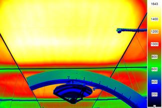 HAWK Tageslichtlabor - Leuchtdichte-Messung 1