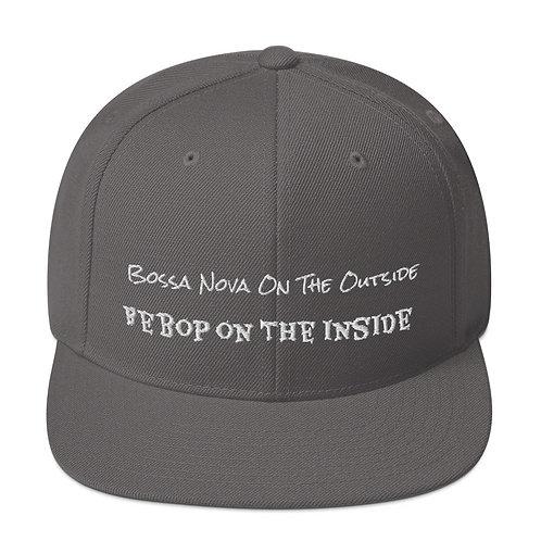Bossa Nova Bebop Snapback Hat