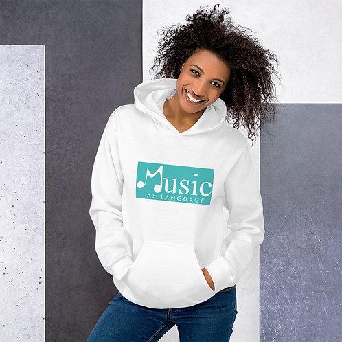 Music As Language Hoodie