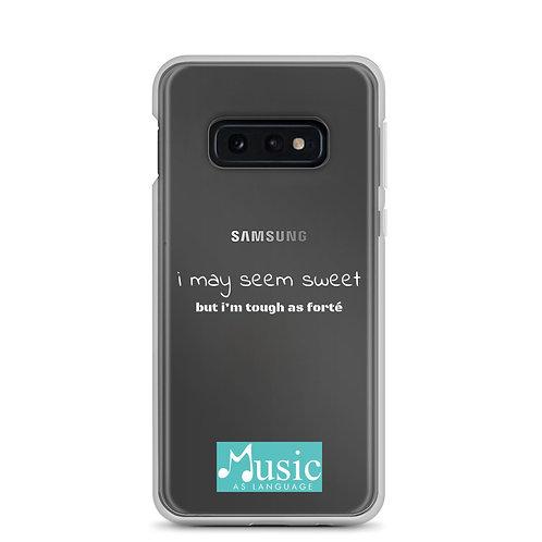 Tough as Forte Samsung Case