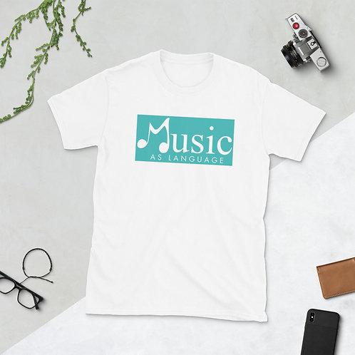 Music As Language Short-Sleeve Unisex T-Shirt