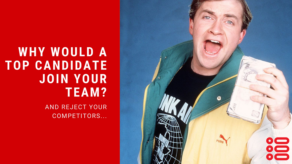 How to get candidates to accept your offer and reject your candidates.