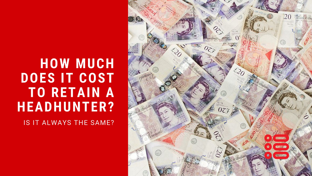 How much does a headhunter cost in scotland UK