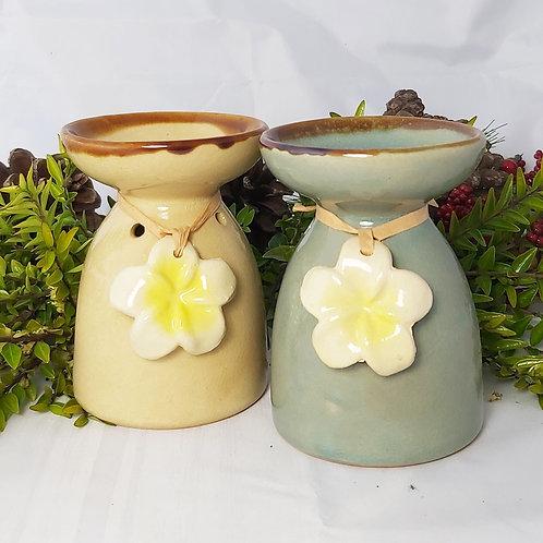 Flower Oil Burner