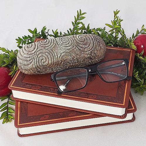 Newgrange Stone Glasses Case