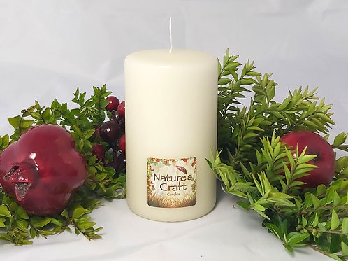 Ivory Candle 70x120